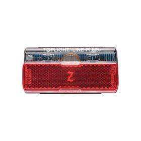 Busch + Müller Toplight Line + BrakeTec Oświetlenie z światłem 50 mm czarny